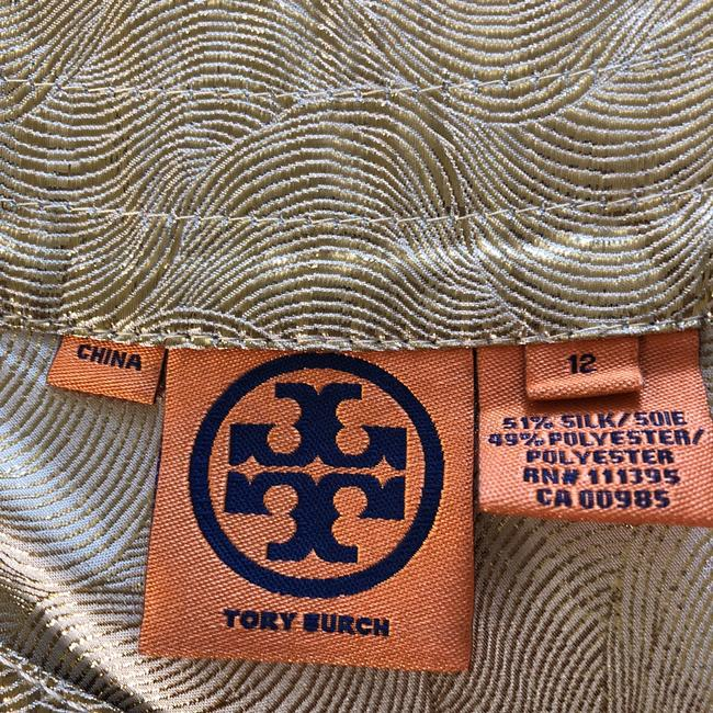 Tory Burch Top Gold Image 3