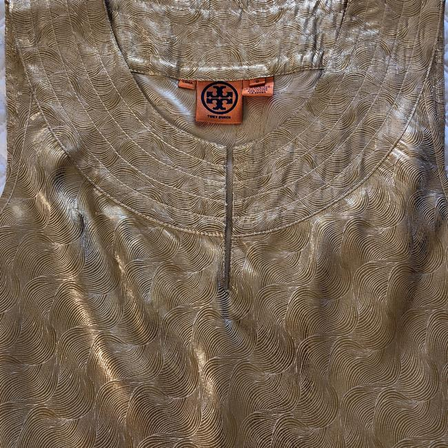 Tory Burch Top Gold Image 7