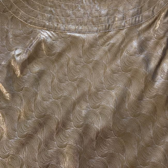 Tory Burch Top Gold Image 8
