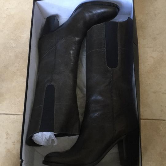 Chanel Dark gray Boots Image 7