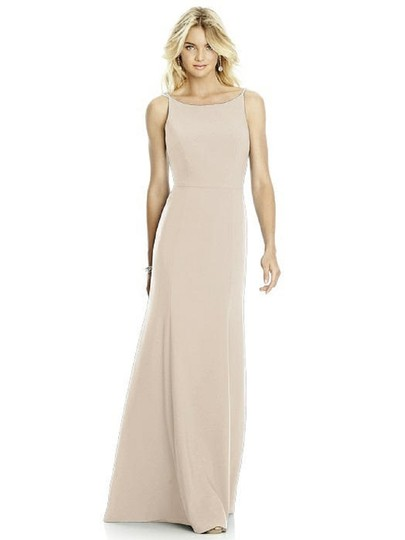After Six Cameo Crepe 6758 Formal Bridesmaid/Mob Dress Size 4 (S) Image 1