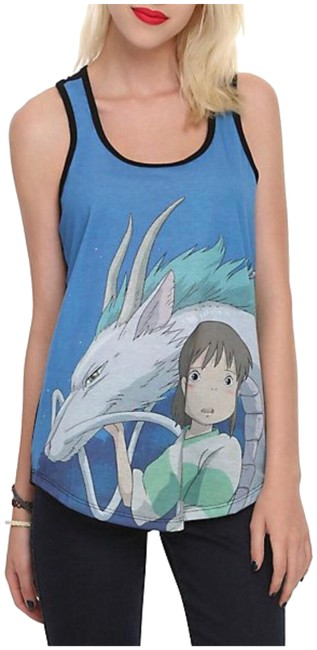 Preload https://img-static.tradesy.com/item/24099670/rare-spirited-away-tank-topcami-size-2-xs-0-2-650-650.jpg