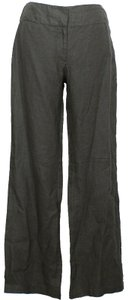 Eileen Fisher Wide Leg Pants Cinder Gray