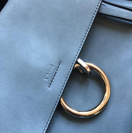 Chloé Satchel in blue Image 5