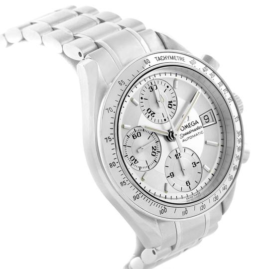 Omega Omega Speedmaster Date Silver Dial Automatic Watch 3513.30.00 Image 2