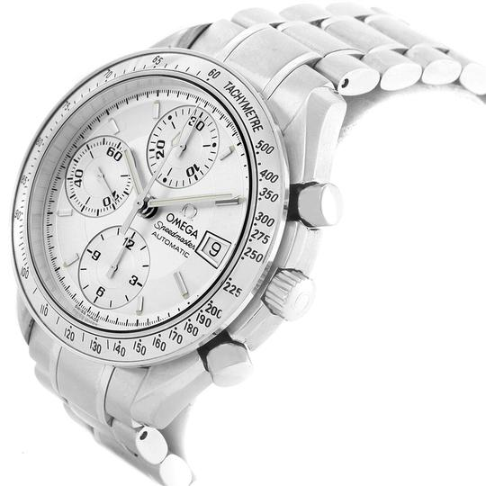 Omega Omega Speedmaster Date Silver Dial Automatic Watch 3513.30.00 Image 3