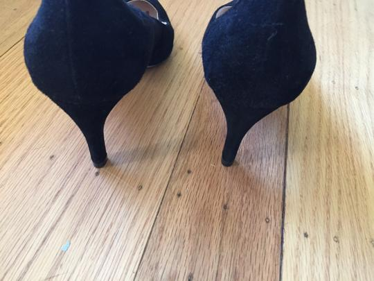 Armani Black Pumps Image 1