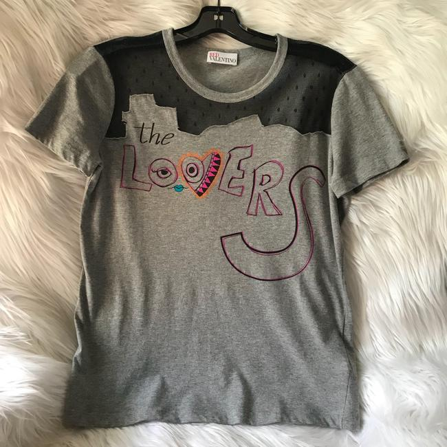 RED Valentino T Shirt grey Image 3