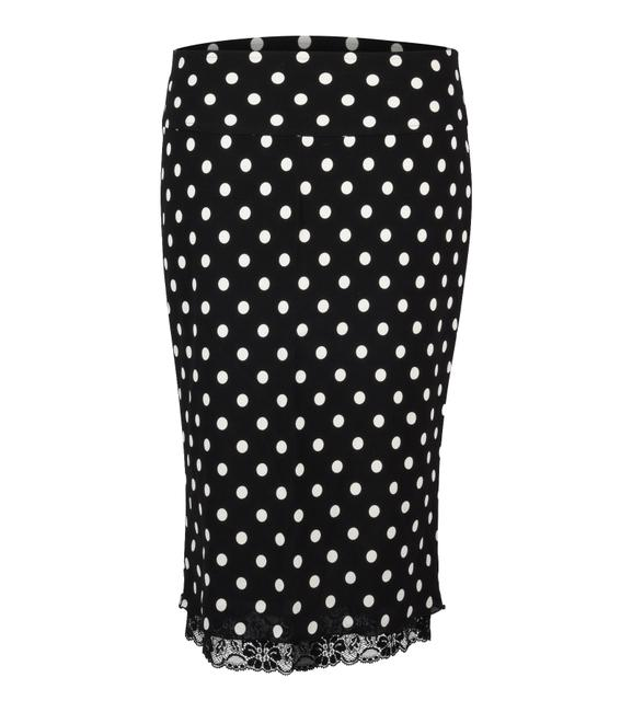 Preload https://img-static.tradesy.com/item/24100010/dolce-and-gabbana-multicolor-polka-dot-lace-trim-stretch-pencil-38-4-skirt-size-6-s-28-0-0-650-650.jpg