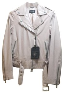 Mackage blush Leather Jacket