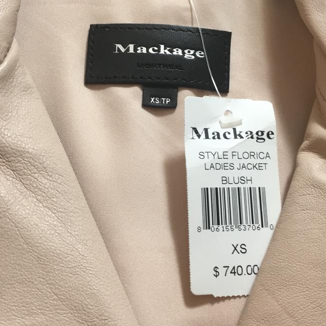 Mackage blush Leather Jacket Image 2