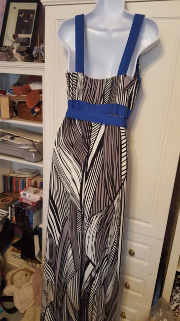 Multi Maxi Dress by Muse Color Night Out Image 2