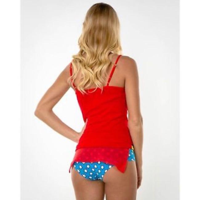 DC Comics Top red, white & blue Image 4