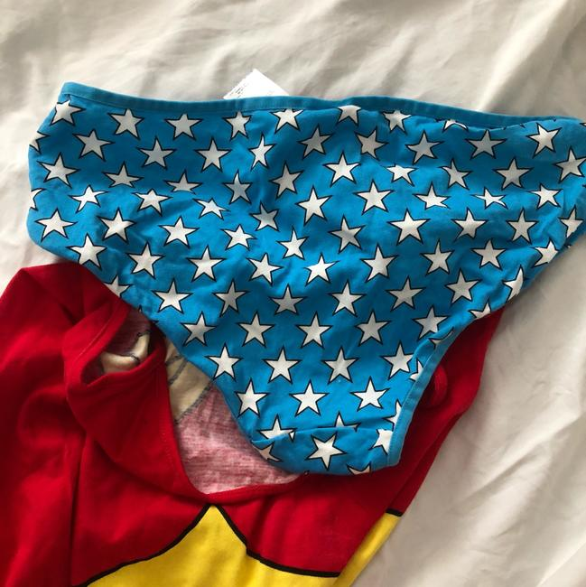 DC Comics Top red, white & blue Image 6