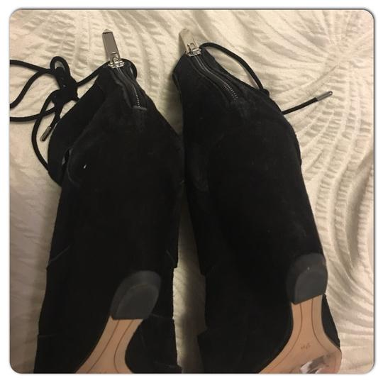Sam Edelman Black Wedges Image 4