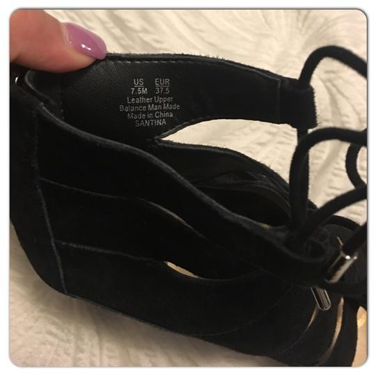 Sam Edelman Black Wedges Image 8