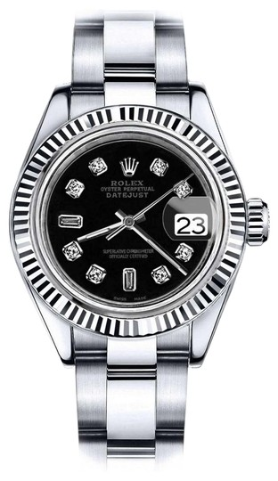 Preload https://img-static.tradesy.com/item/24100271/rolex-stainless-steel-men-s-36mm-datejust-black-color-dial-with-82-diamond-accent-watch-0-1-540-540.jpg