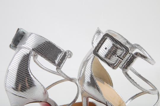 Christian Louboutin Silver Sandals Image 7