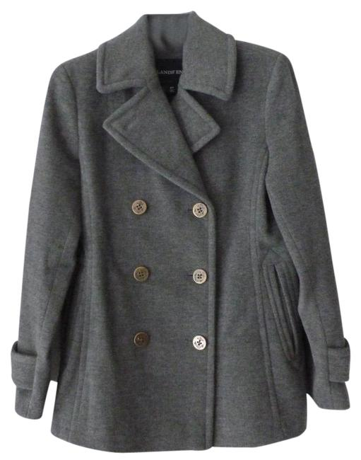 Preload https://img-static.tradesy.com/item/24100311/lands-end-gray-italian-wool-luxury-coat-size-petite-4-s-0-1-650-650.jpg