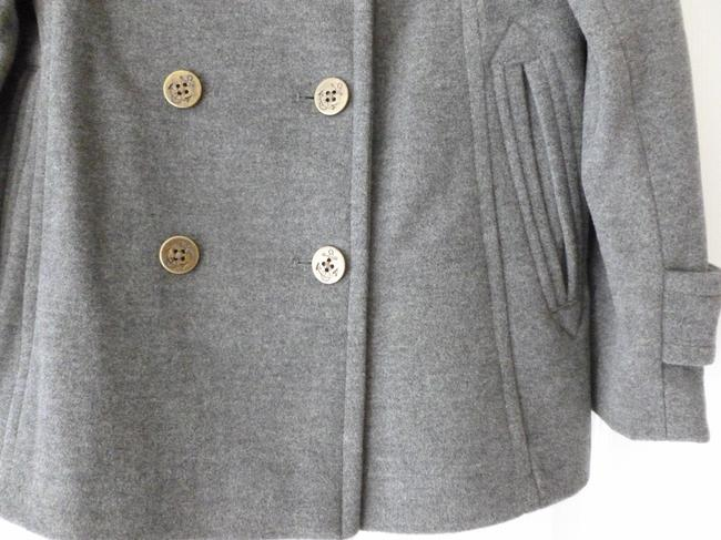 Lands' End Pea Coat Image 2