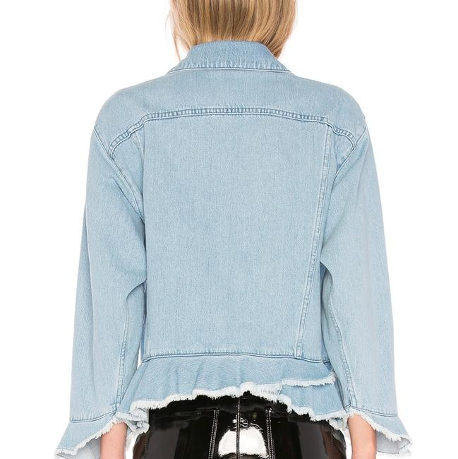 MSGM lt. denim Womens Jean Jacket Image 2