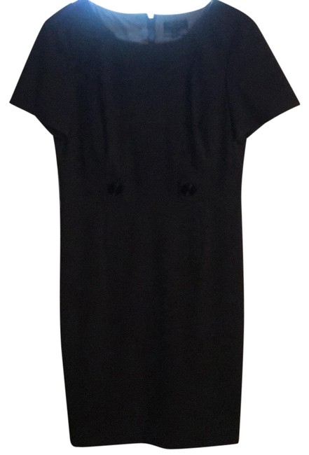 Preload https://img-static.tradesy.com/item/24100581/tahari-charcoal-99drm221-mid-length-workoffice-dress-size-10-m-0-1-650-650.jpg