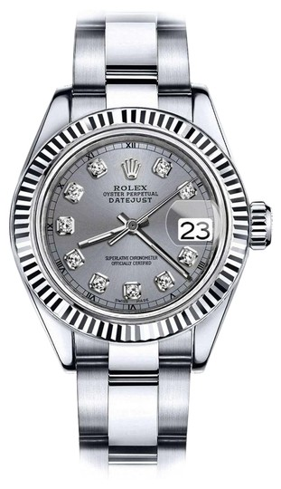 Preload https://img-static.tradesy.com/item/24100604/rolex-stainless-steel-men-s-36mm-datejust-grey-color-dial-with-diamond-accent-rt-watch-0-1-540-540.jpg