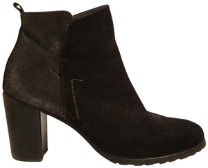 Paul Green Suede Ankle Very Comfortable black Boots