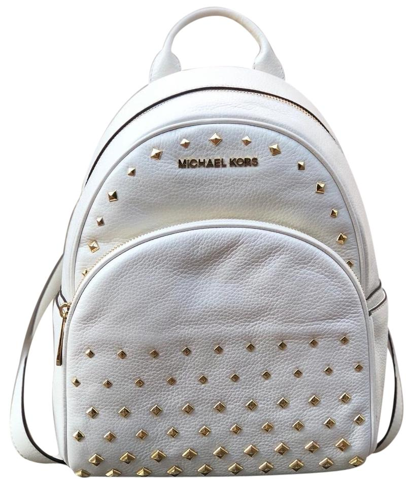 b6a14766711a ... cheap michael kors bookbag monogram signature mk backpack 46186 f8333