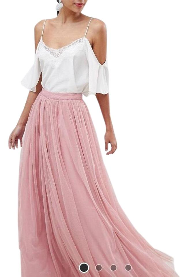 Pink Tulle Dresses Size 10