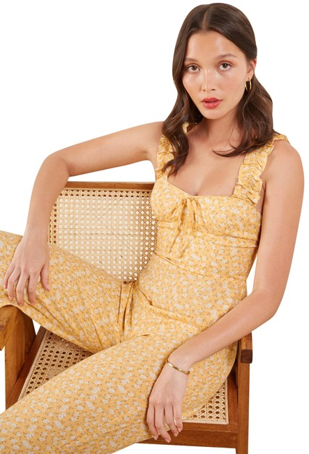 Item - Yellow Moore Lily Romper/Jumpsuit