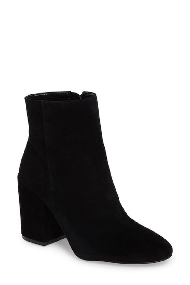a6c96e528a8 Vince Camuto Black Destilly Suede Leather Ankle Boots/Booties Size US 8  Regular (M, B)