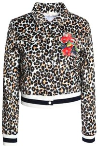 Maje Leopard Print New with tag Jacket