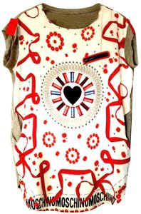 Boutique Moschino T Shirt multiple