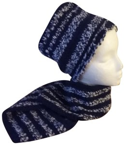 Designed by me Hat and infinity scarf set