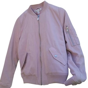 Forever New Bomber Dusty pink Jacket