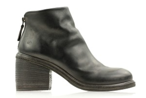Marsèll Leather Black Boots