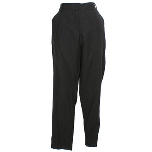 Eileen Fisher Skinny Pants Charcoal Gray