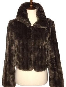 Karen Millen Fur Coat