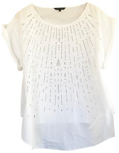 Marissa Webb Top White