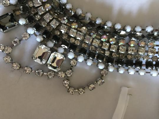Juicy Couture Black and white statement necklace Image 2