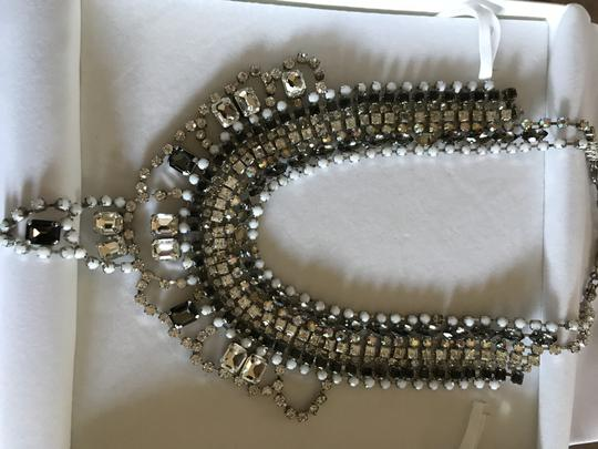 Juicy Couture Black and white statement necklace Image 3