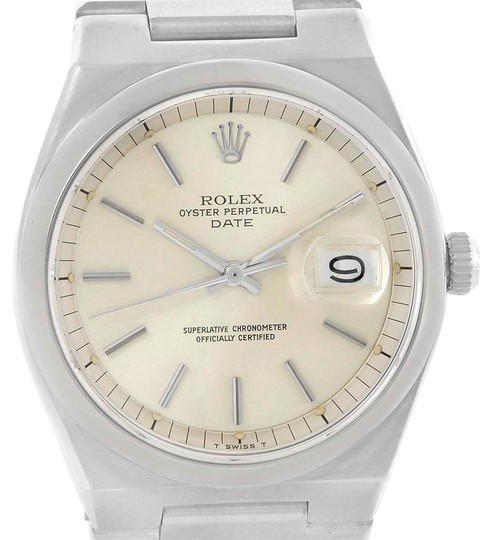 Preload https://img-static.tradesy.com/item/24103292/rolex-silver-oyster-perpetual-date-vintage-mens-stainless-steel-1530-watch-0-1-540-540.jpg
