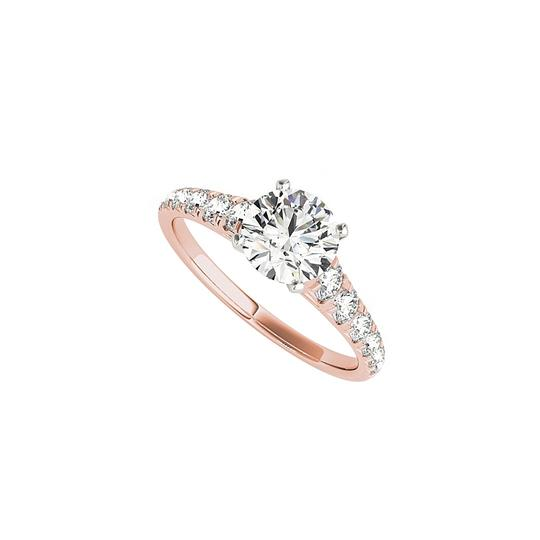 Preload https://img-static.tradesy.com/item/24103319/white-round-cz-accented-engagement-in-14k-rose-gold-ring-0-0-540-540.jpg