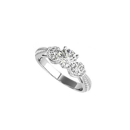 Preload https://img-static.tradesy.com/item/24103337/white-cz-accented-three-stone-engagement-in-gold-ring-0-0-540-540.jpg