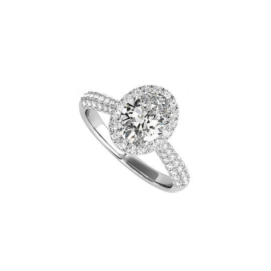 Preload https://img-static.tradesy.com/item/24103341/white-oval-cz-multi-row-engagement-in-14k-gold-ring-0-0-540-540.jpg