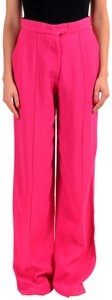 Gianfranco Ferre Wide Leg Pants Pink