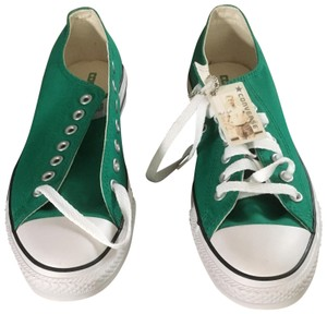Converse Pepper Green Athletic