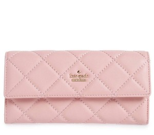 Kate Spade Kate Spade New York Emerson Place Kinsley Quilted Leather Wallet