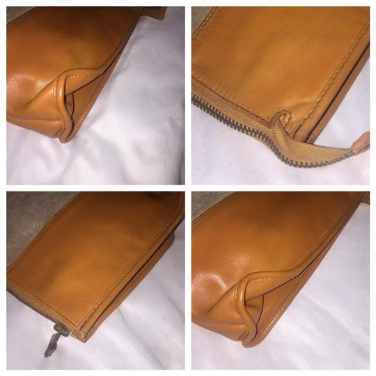 Dior Authentic Vintage Christian Dior Brown Clutch Leather Image 2